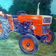 Tractor study