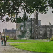 Walking In The Castle Grounds Kilkenny