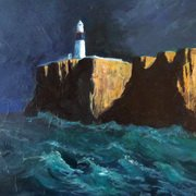 Bull Point Lighthouse Rathlin