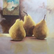Fairhead with Pears