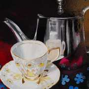 Still Life with Tea-Pot