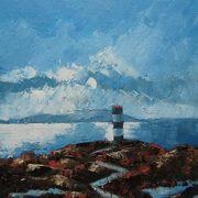 Sunlight on the Sea of Moyle