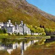 Art 'Kylemore Abbey'