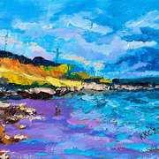 Clogherhead Beach