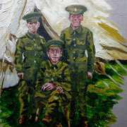 3 Sons of Ulster at Ease