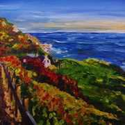 Autumn Sunshine, Ballykeel, Islandmagee, County Antrim