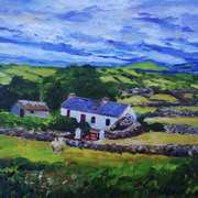 Carrigenagh Townland Cottage, The Mournes, County Down