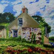 Deserted Gables, Middle Road, Islandmagee, county Antrim