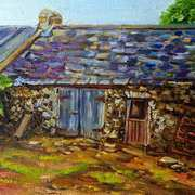 Farm Buildings Townland of Araboy Bushmills County Antrim