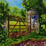 Gateway on Ballytober Lane Islandmagee County Antrim