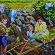 Summer Reminiscence (1960's), Townland of Ballymoney, Islandmagee, County Antrim