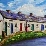 The Crooked Row,Gleno,County Antrim