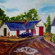 The Old Garage, Araboy, Bushmills