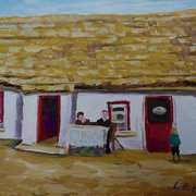 The Old Gobbins Tearooms, The Gobbins, Islandmagee, County Antrim