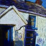 The Open Blue Door, Ballymoney Cottages, Islandmagee, County Antrim