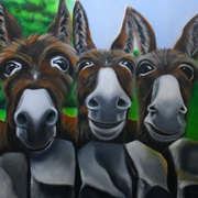 Irish Art, 3 Amigos,