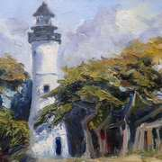 Art 'Key West Lighthouse'
