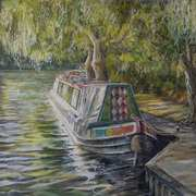 Stratford Upon Avon Barge