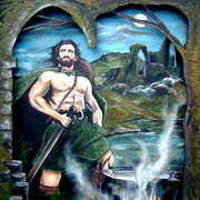 Fionn MacCumhaill and the Salmon of Knowledge