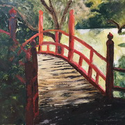 Red Bridge at Russborough 1
