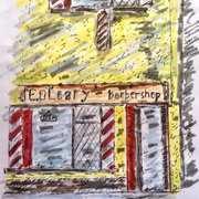 The Barber Shop Wexford Plein Air