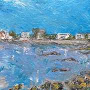 Sandycove,Co Dublin,Acrylic