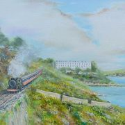 Dalkey Steam Train