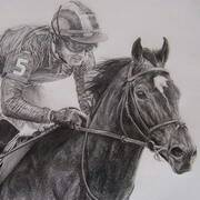 Mick Kinane and High Chaparral