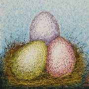 Eggs In Nest,Mood