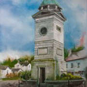 The Clock Tower Enniskerry Village