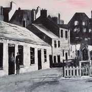 St Marys Cottages, Paradise Place 1954