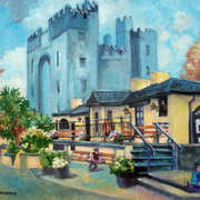 Art 'Bunratty Castle Clare'