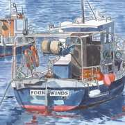Fishing Boats, Ballycotton