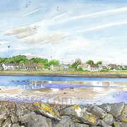 Estuary, Kilcolgan