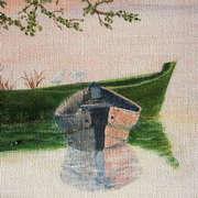 Pea-green Boat