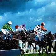 Race at Cheltenham