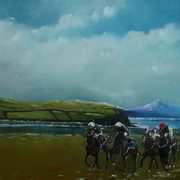 Irish Art, Race at Downings,