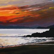 Evening Sky - Stragill