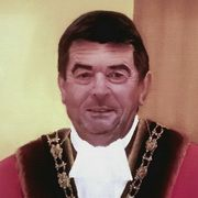 Alderman WJ Webb, Mayor of Newtownabbey