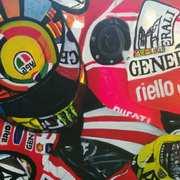 Rossi on Ducati