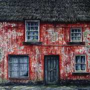 Last Thatch in Galway City