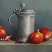 Pewter and Pomegranates