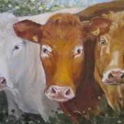 Irish Art, Moo,