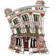 THE CROWN BAR,BELFAST