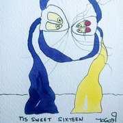 Tis Sweet Sixteen