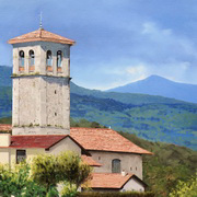 Italian Belltower