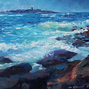 Irish Art, Crab Island,