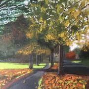 Local Autumn Scene