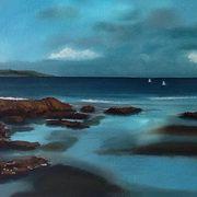 Turquoise sea Portmarnock