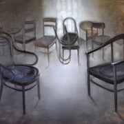 The world of empty chairs All gone